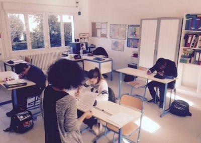 1 classe