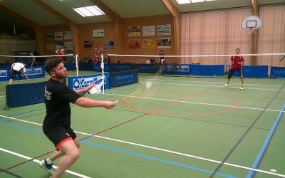 Championnat de France de Badminton – Granville
