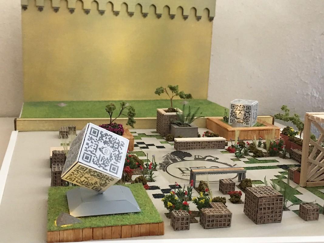 Le projet «Flash Garden» des BTS AP pour les jardins éphémères de Vannes 2017