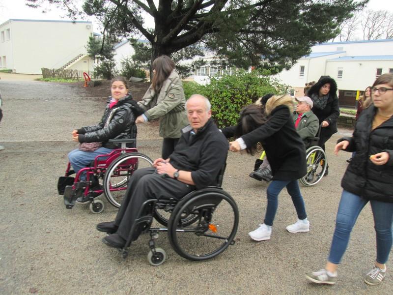 Les CAP SAPVER au service des Paralysés de France !