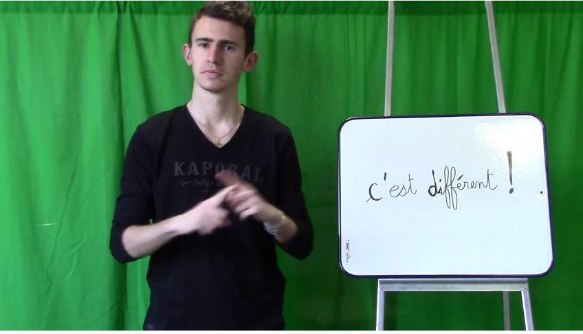 Un petit dico … en langues des signes !
