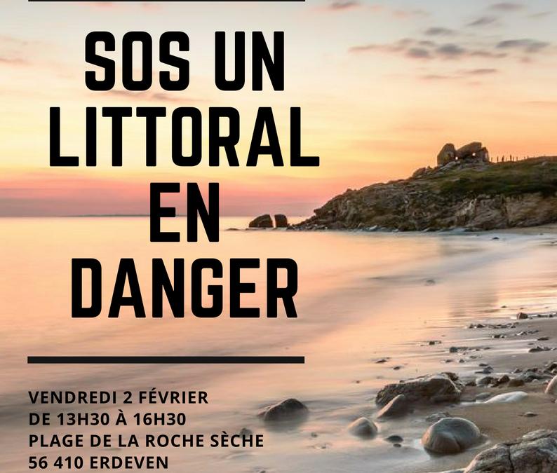 «SOS un littoral en danger»