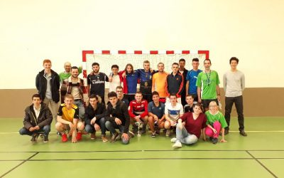 Interclasses Futsal 2018