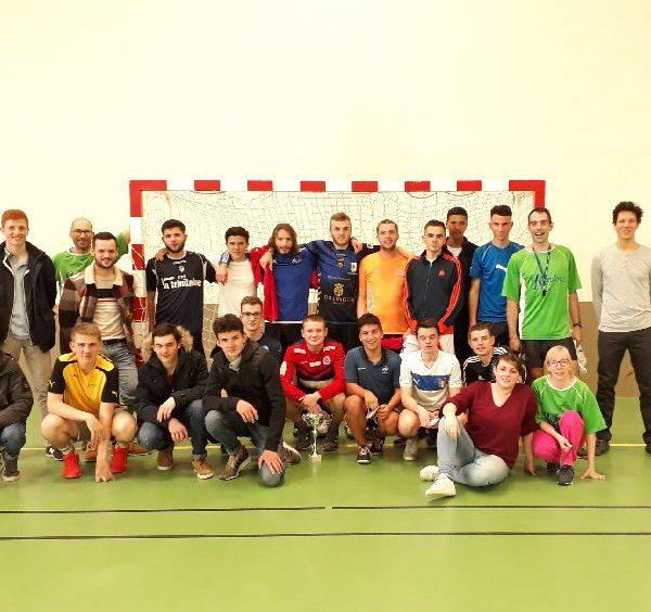 Interclasses Futsal 2018
