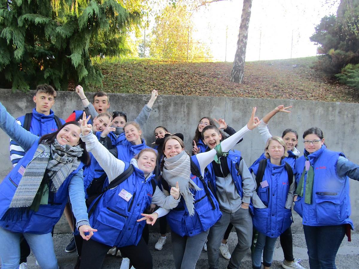 Servir à Lourdes avec les 1ère SAPAT