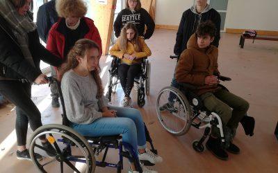 CAP SAPVER : tous en fauteuil roulant …
