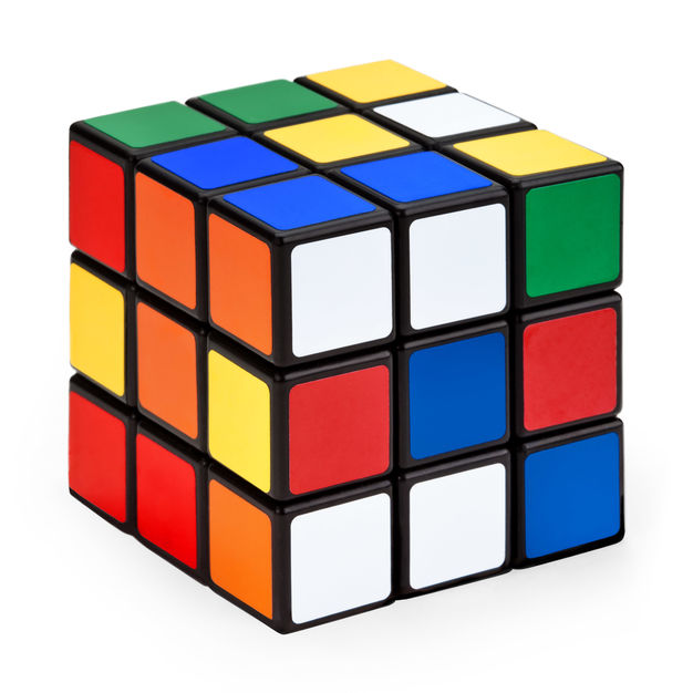 Rubik's cube challenge