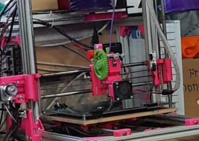 Fab lab imprimante 3D