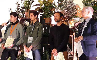 Le Lycée Kerplouz Lasalle Auray en finale au concours national de reconnaissance des végétaux à Lyon