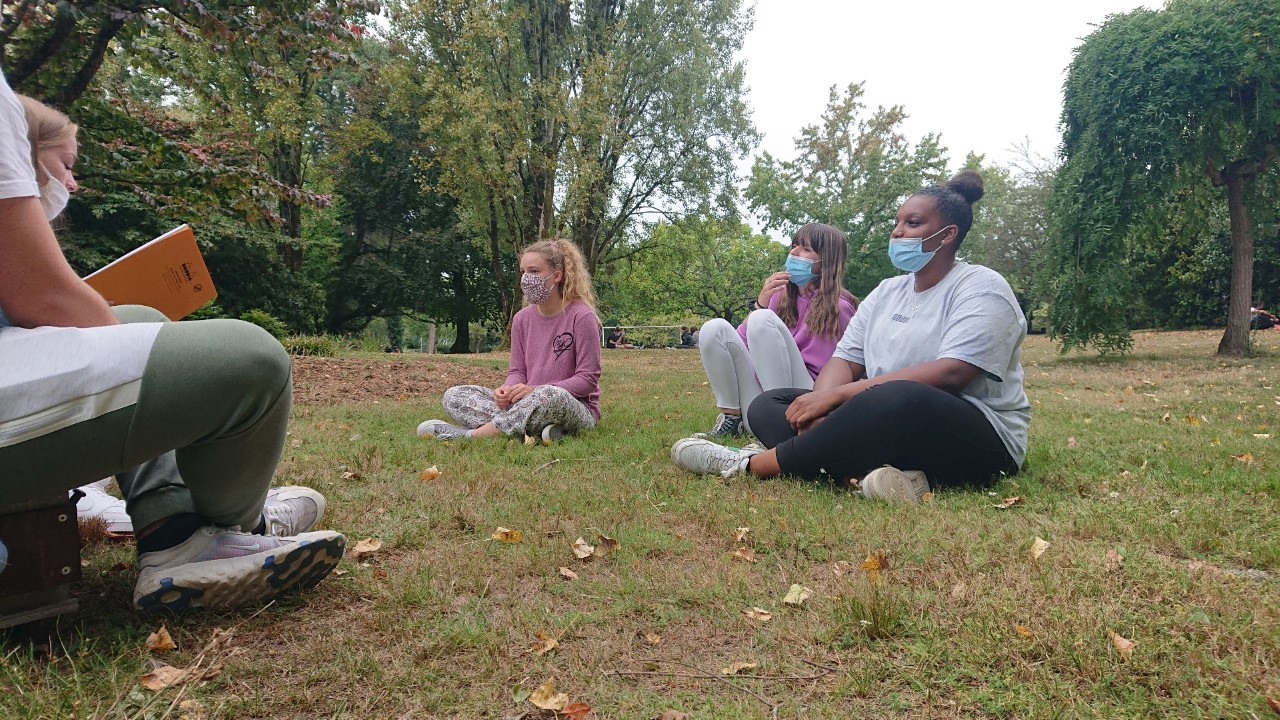 Une séance de « pluri » teintée de vert à l'occasion du World Clean Up Day