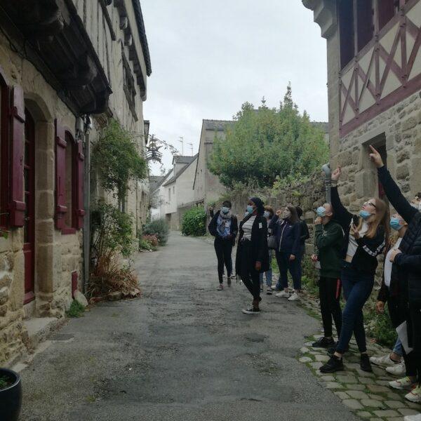 MIP en CAP SAPVER : Accessibilité et animation culturelle à Saint Goustan