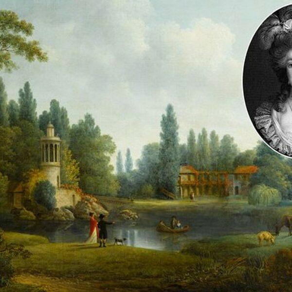 Marie-Antoinette, avant gardiste en matière de gestion des espaces verts !!!!
