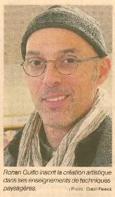 Ronan Guillo met l'art au coeur de ses pratiques