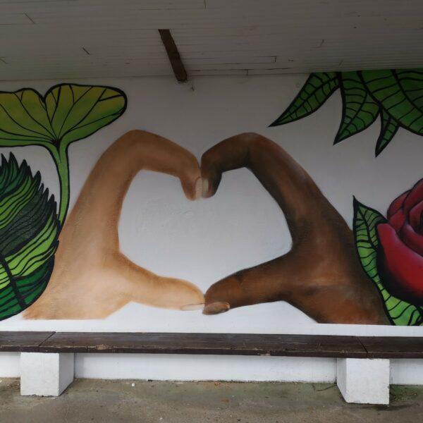 Du Street Art à Kerplouz !