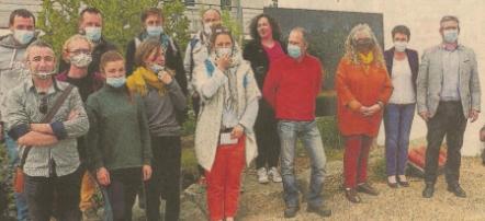 Le CS apiculture, un parcours unique en Bretagne (1 article Ouest-France + 1 article Le Télégramme)