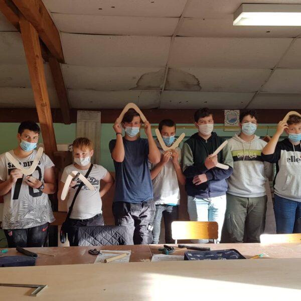 Atelier Boomerang pour les internes : c'est reparti !