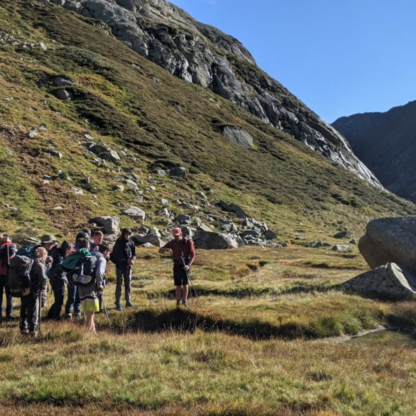 Immersion en milieux montagnards en Ariège et Pyrénées Orientales pour les BTS GPN 2
