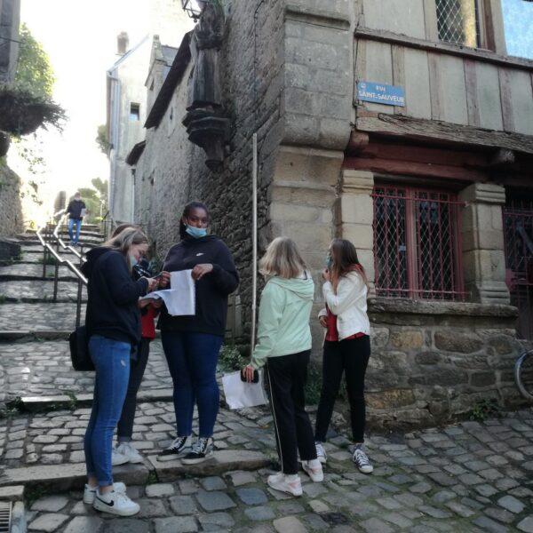 MIP une sortie culturelle adaptée à Saint Goustan
